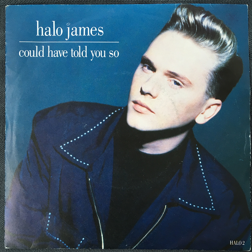 Halo James - Could Have Told You So