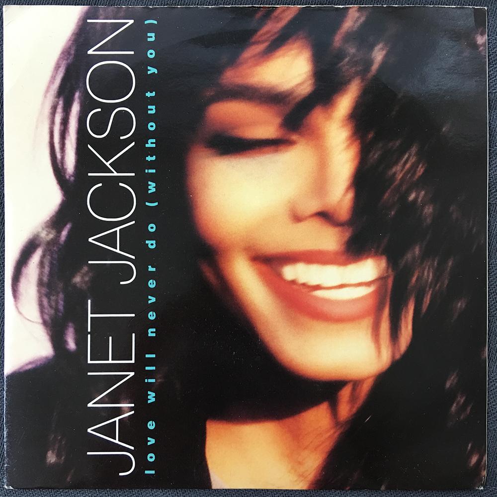 Janet Jackson - Love Will Never Do