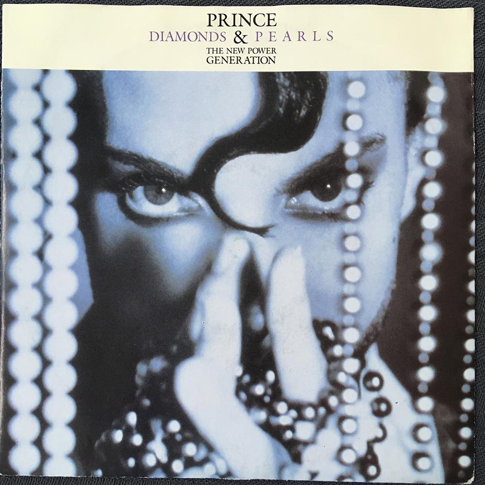 Prince - Diamonds And Pearls