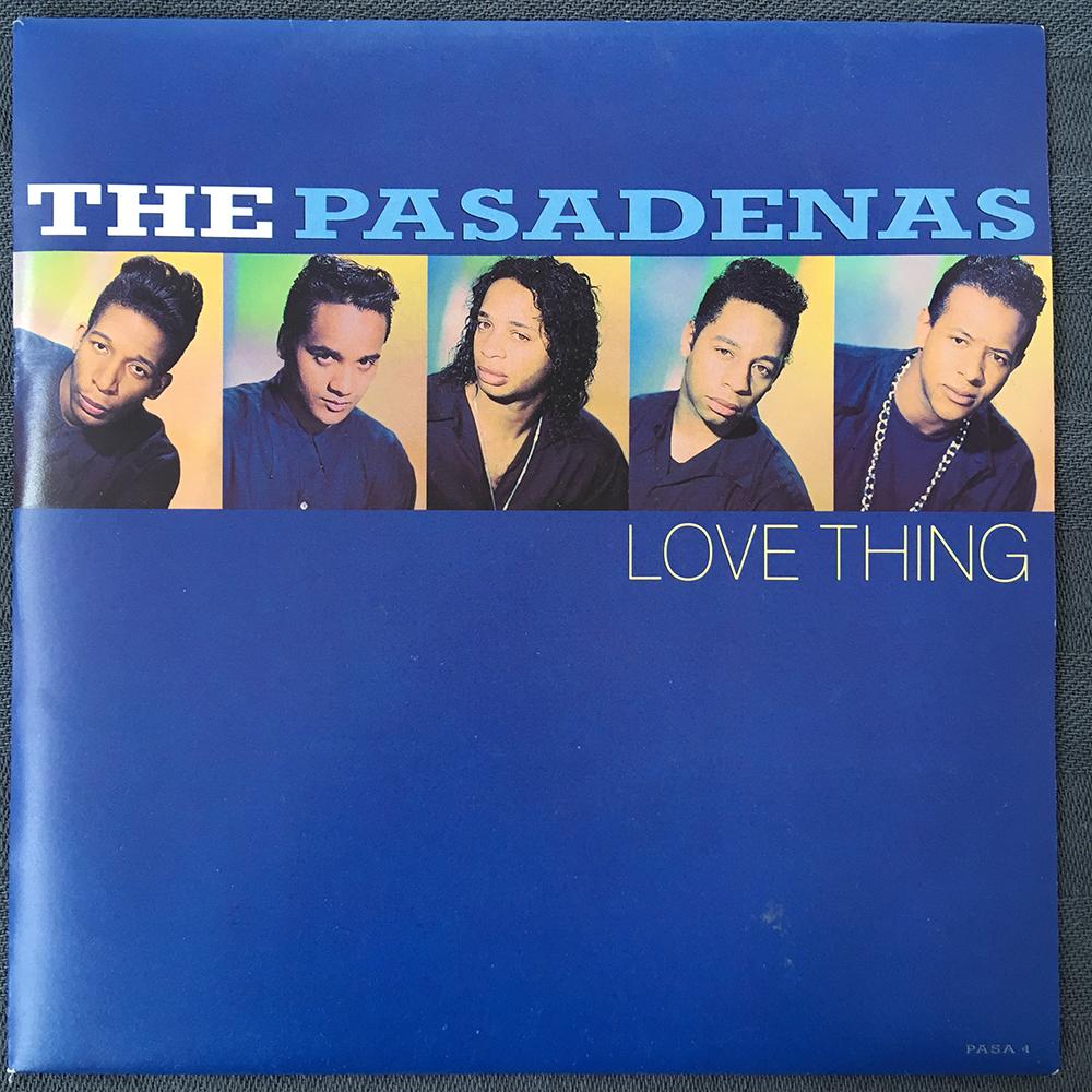 The Pasadenas - Love Thing