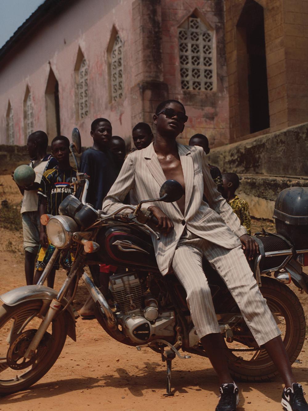 Mouna, Ghana 2017