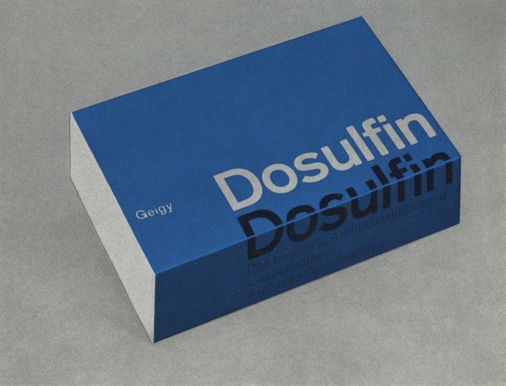 Echantillon promotionnel pour Dosulfin