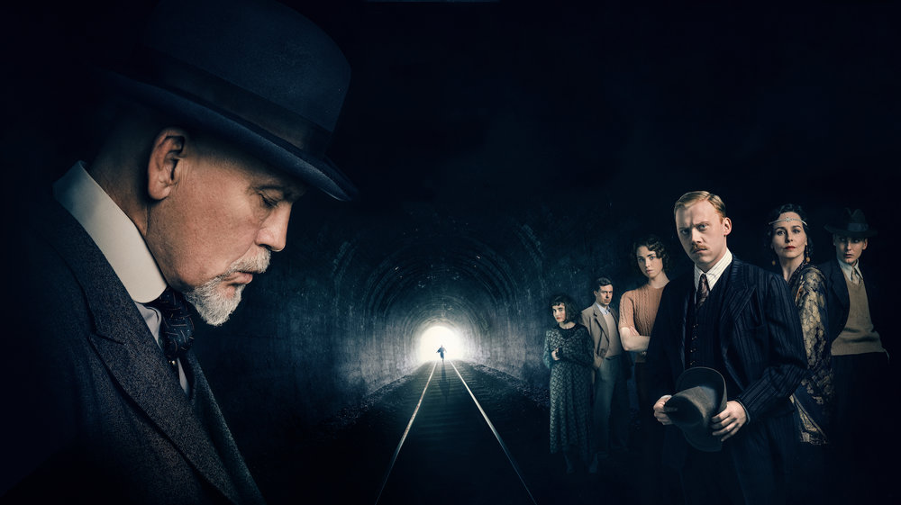 THE ABC MURDERS  BBC | AMAZON | 2018