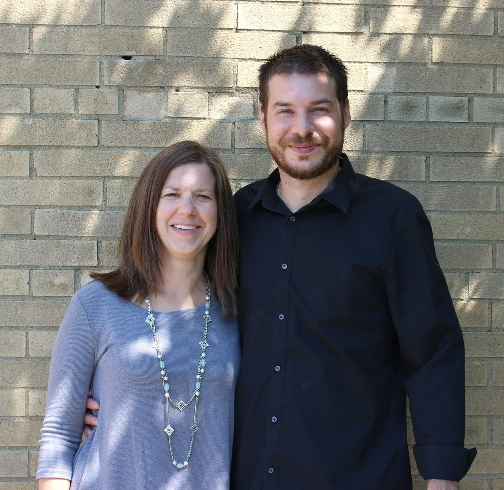 Andrew and Jenny Cline - Executive Pastor