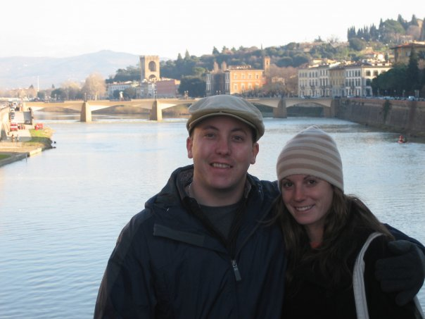 First International Trip- Italy January 2006