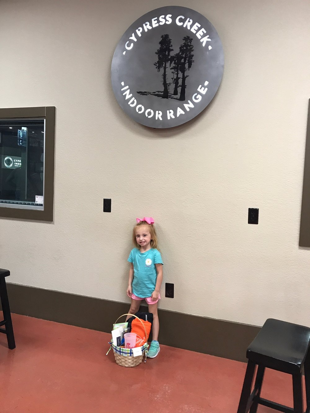 Congratulations to Isabel Hester. She found Egg #4!