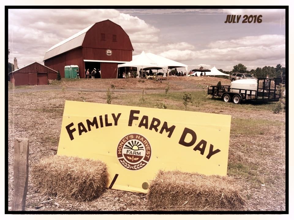 Honey's Harvest Family Farm Day