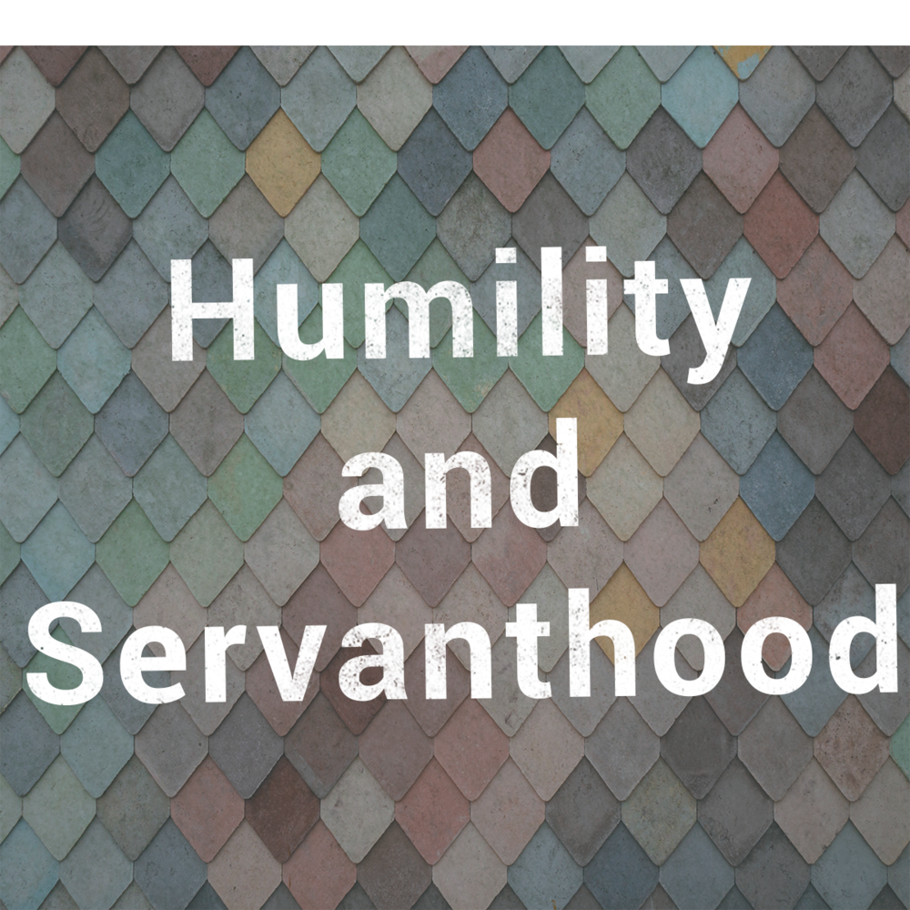 To imitate Christ is, by definition, to live a life of humility and servanthood.