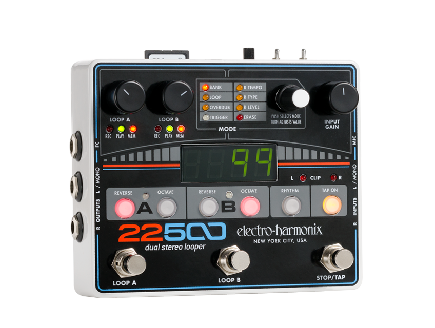 22500 Stereo Looper