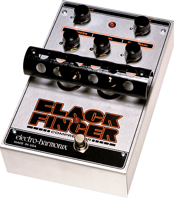 Black Finger Optical Tube Compressor