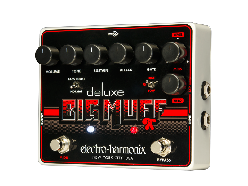 Deluxe Big Muff Pi The icon reimagined