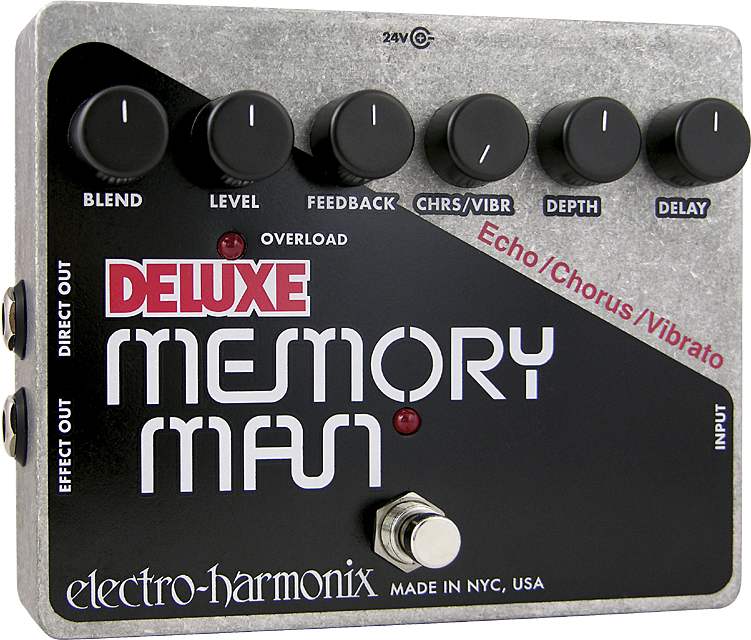 Deluxe Memory Man Analog Delay/Chorus/Vibrato