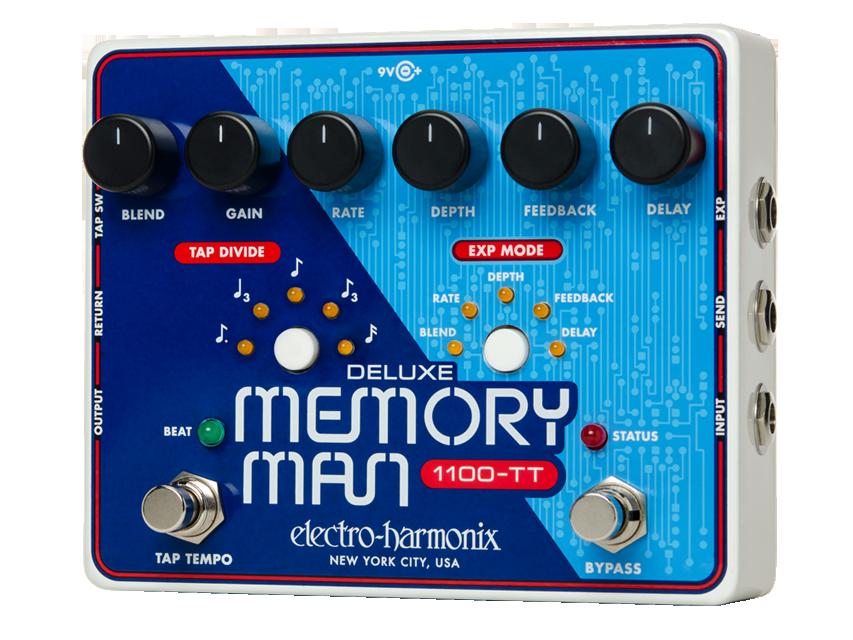 Deluxe Memory Man 1100-TT Delay