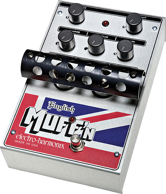 English Muff'n Tube Distortion/Preamp