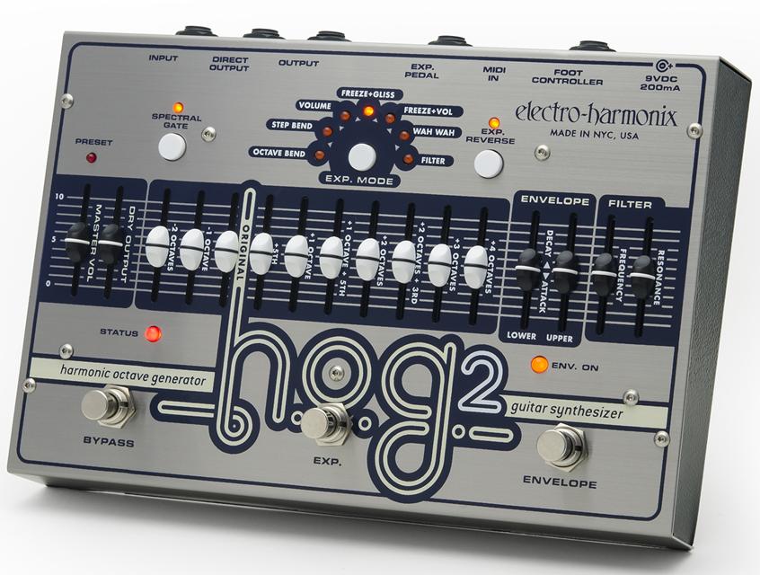 HOG2 Harmonic Octave Generator
