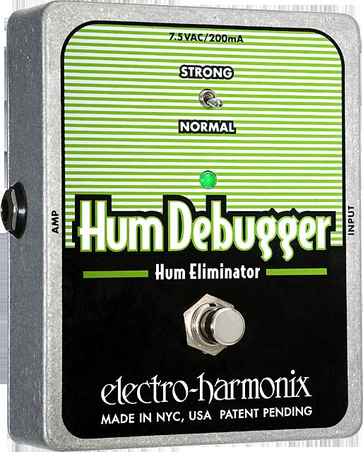Hum Debugger Hum Eliminator