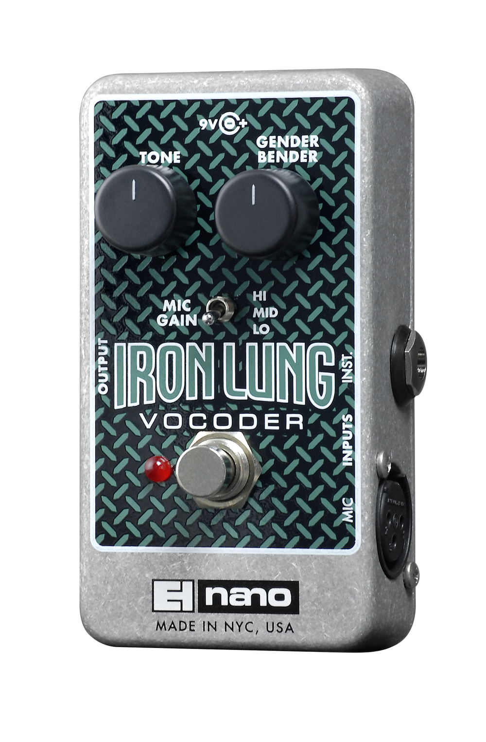 Iron Lung Vocoder