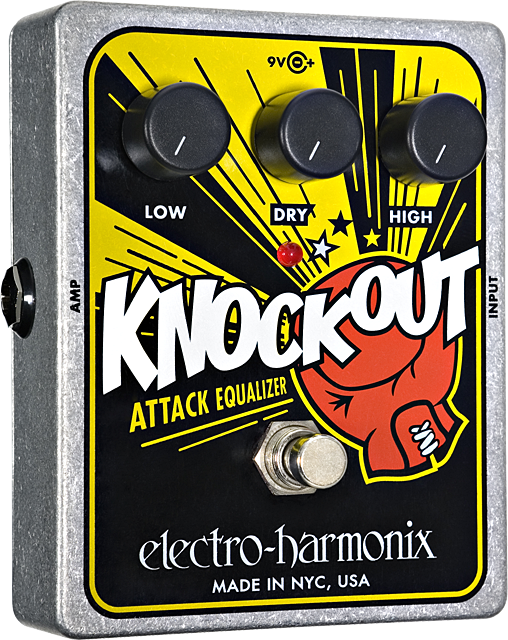 Knockout Attack Equalizer Reissue