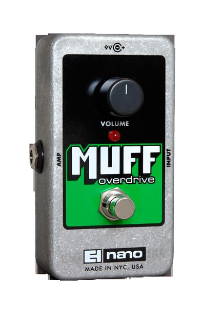 Muff Overdrive Muff Fuzz Reissue
