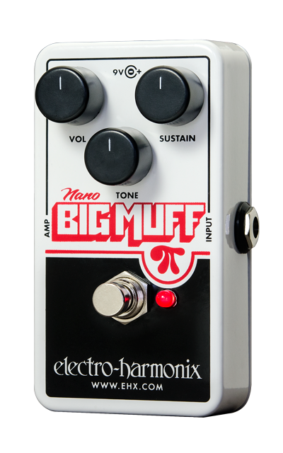 Nano Big Muff Pi Distortion/Fuzz/Overdrive