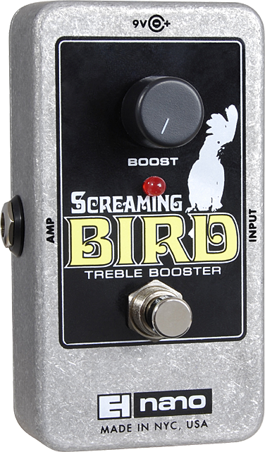 Screaming Bird Treble Booster