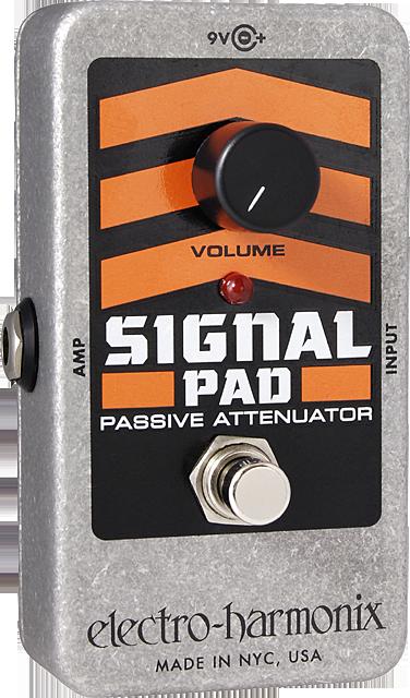 Signal Pad Passive Attenuator