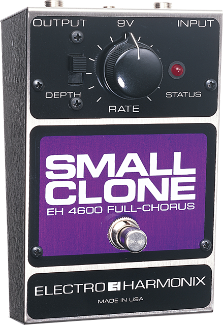 Small Clone Analog Chorus