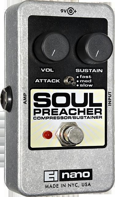 Soul Preacher Compressor/Sustainer