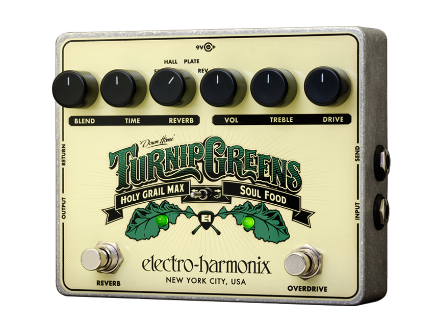 Turnip Greens Multi-effect