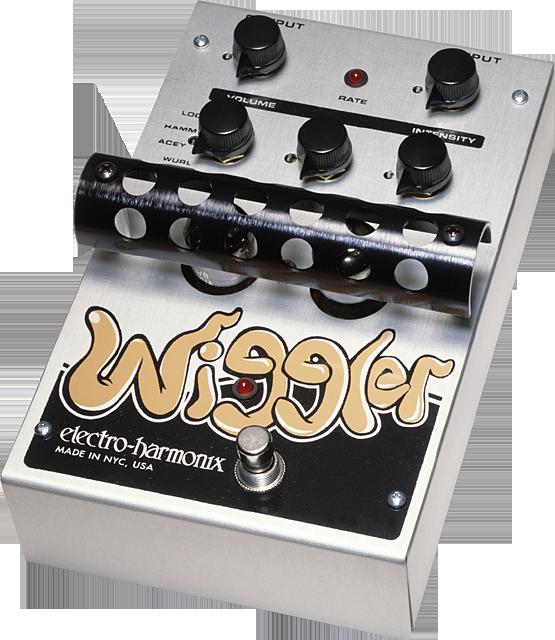 Wiggler Tube Vibrato/Tremolo