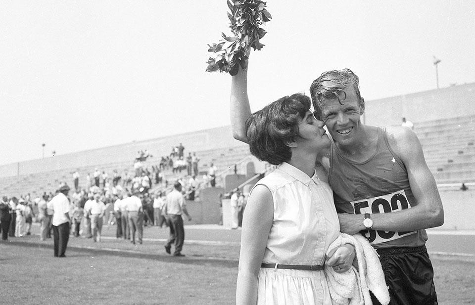 Marathon Runner John Kelley