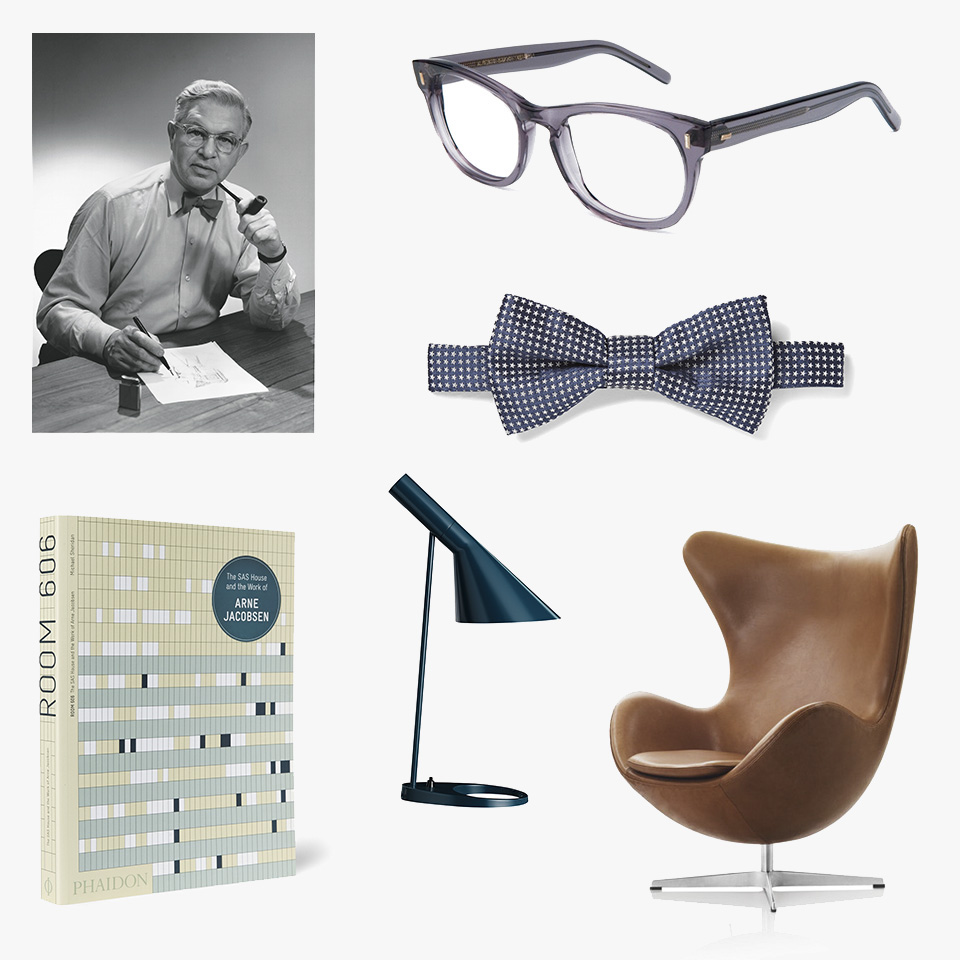 Shopping: Inspiration Arne Jacobsen