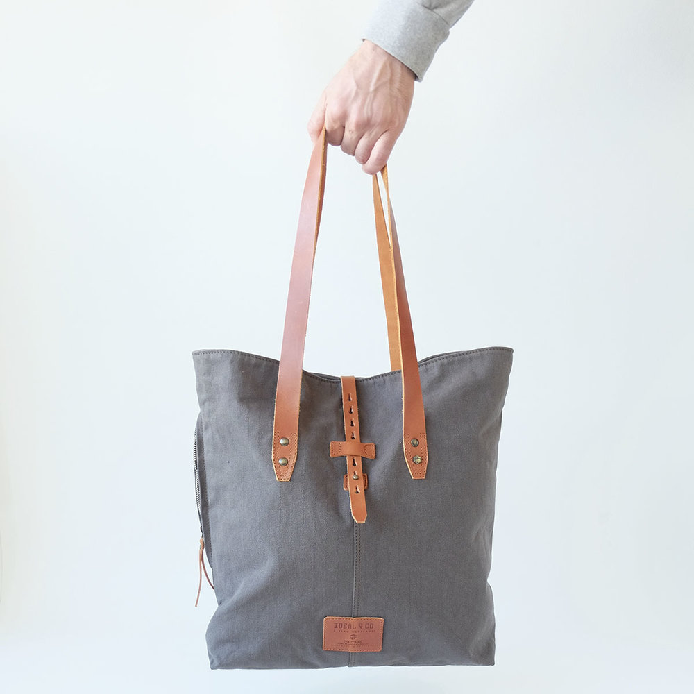 Ideal & Co x Cabana tote bag