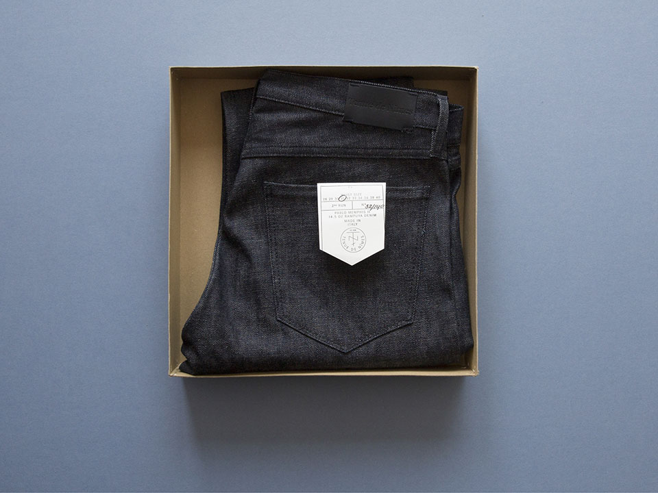 Article about Denim