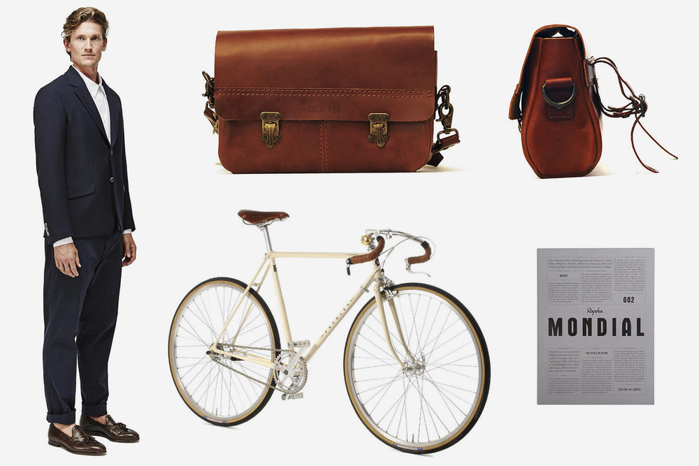 Shopping Cycling Inspiration