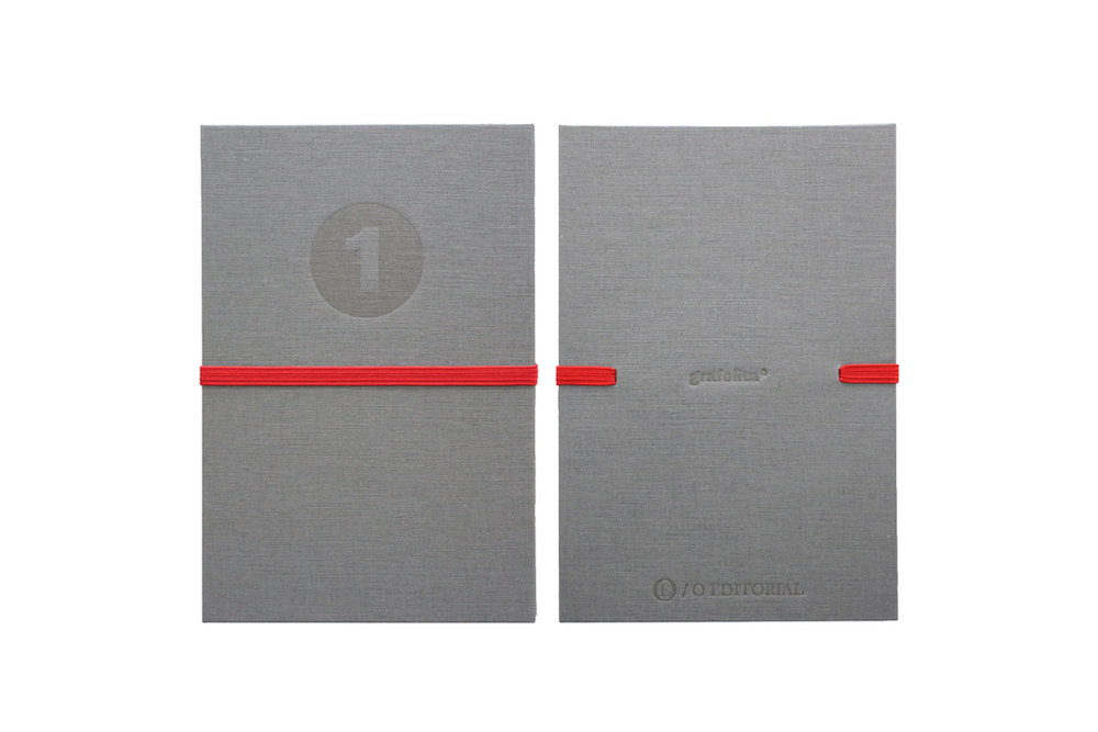 Grafolita x O Editorial notebook