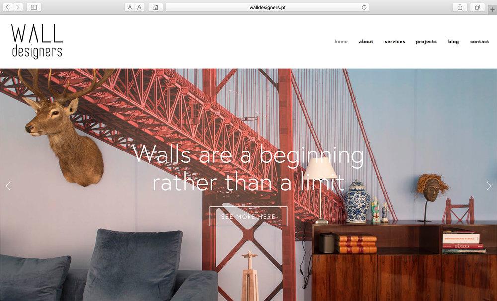 Wall Designers Homepage