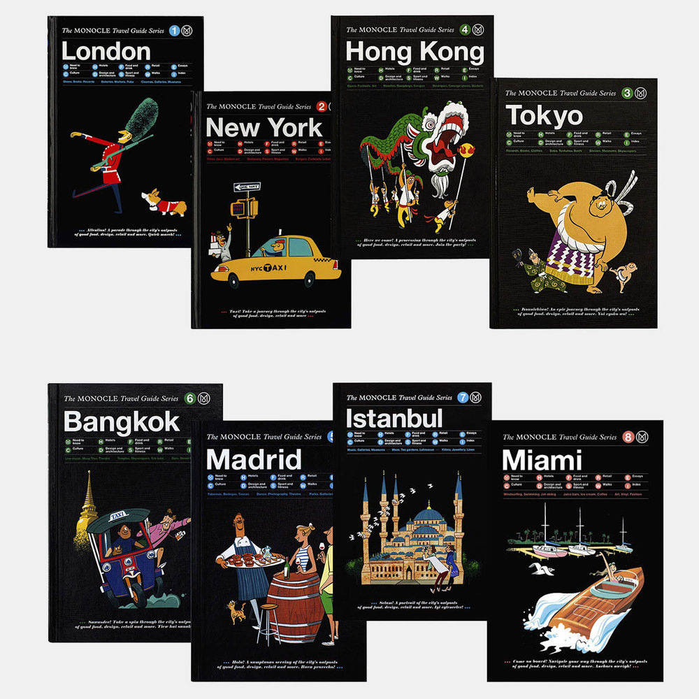 The Monocle Travel Guides