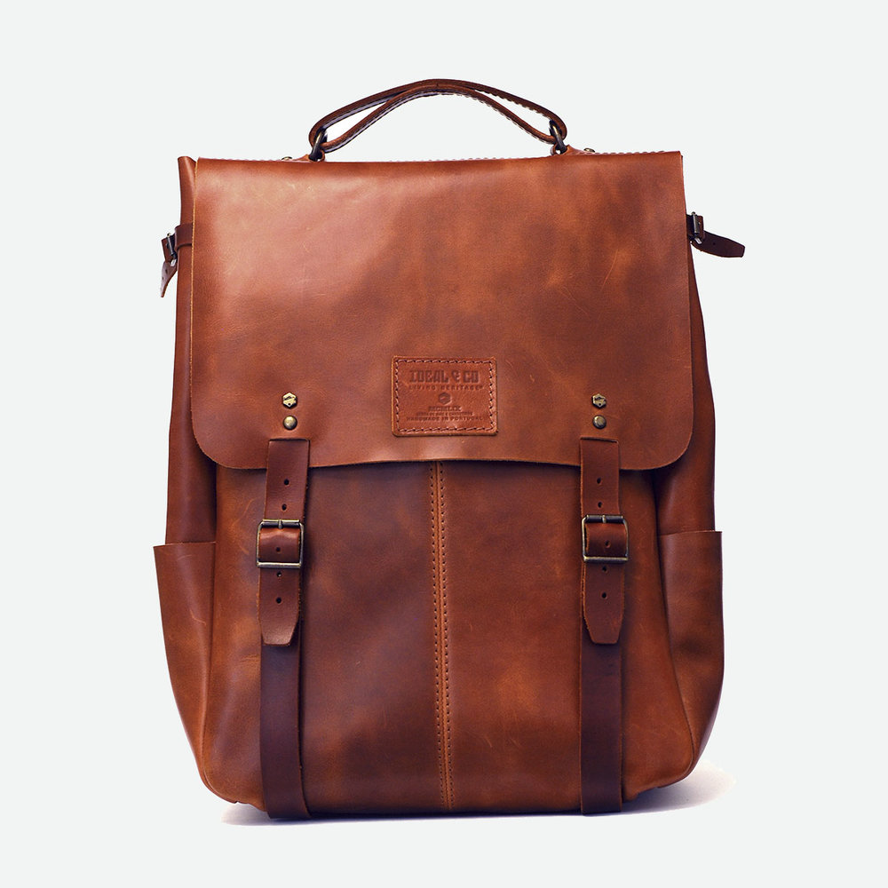 Candeeiros Backpack by Ideal & Co