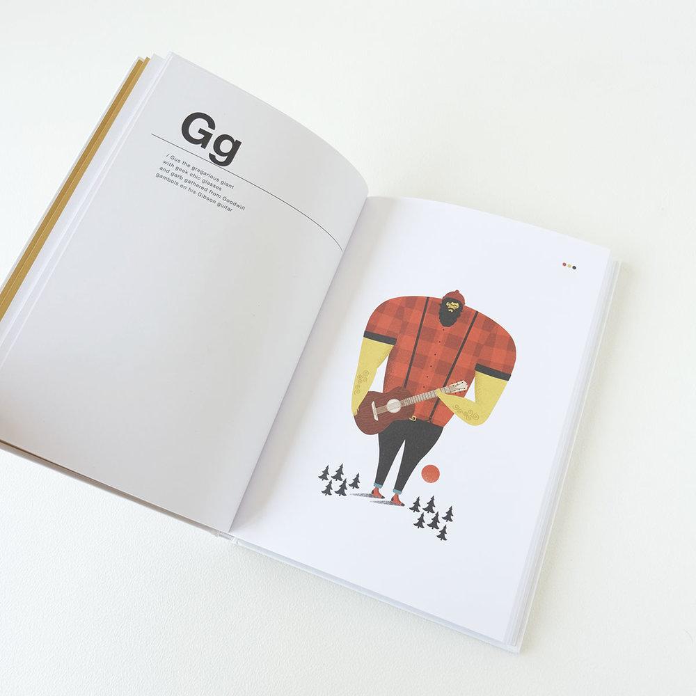 Alphabetics by Gestalten