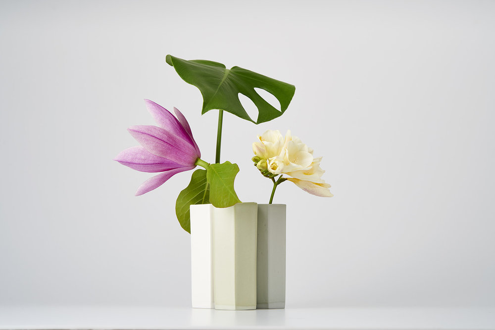 The new vase Flor by Margarida Fernandes