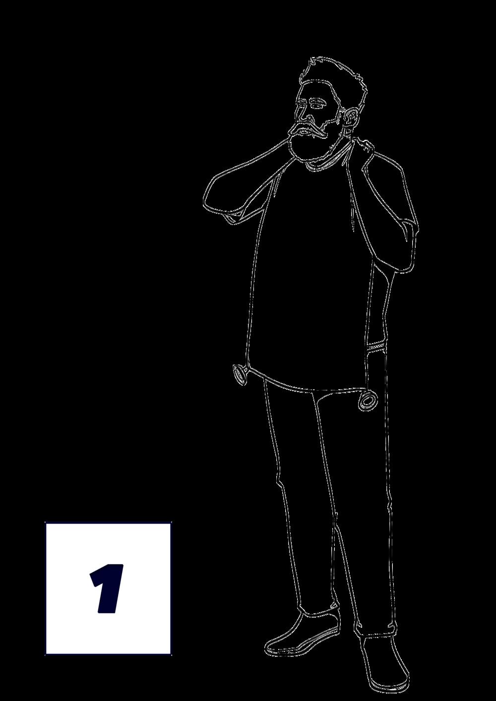 LE BAVOIR n°1