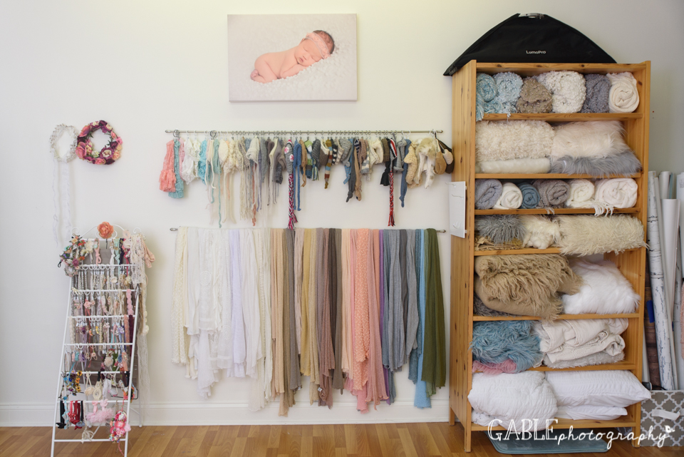 Newborn Photography Columbus, Ohio Gable Photography Studio