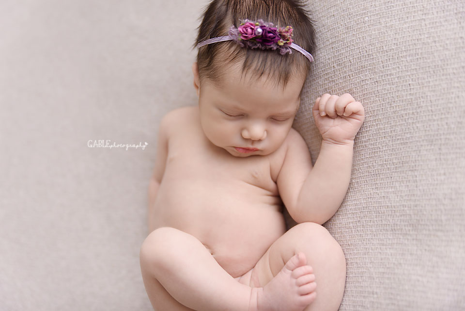 newborn photographer dublin ohio