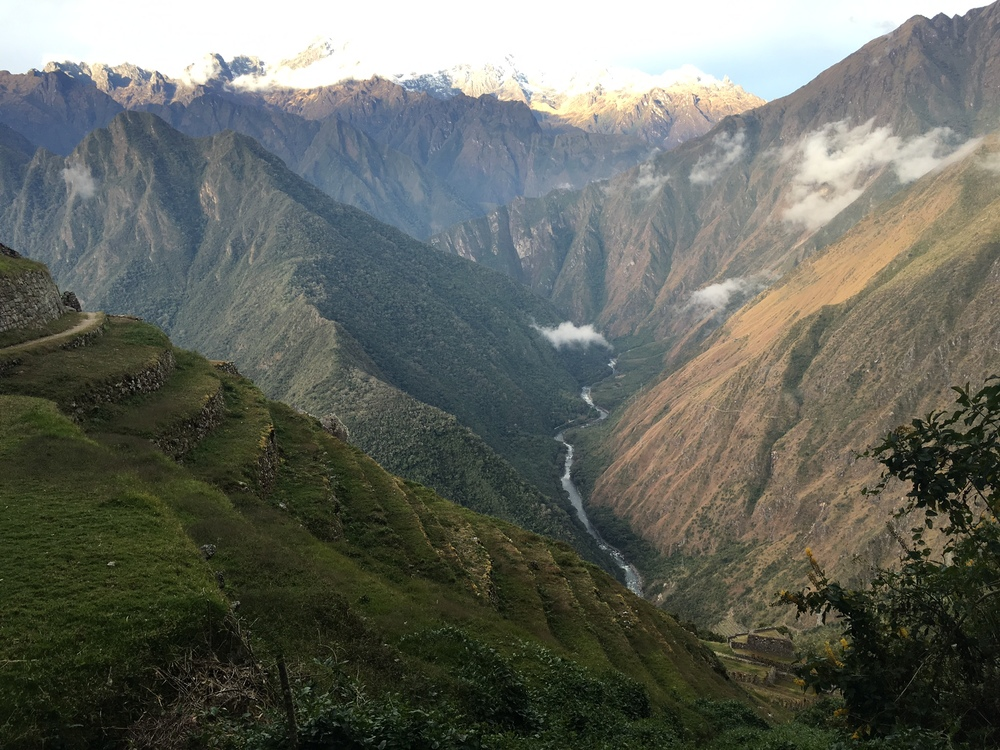 4 day tour through the Andes in Peru