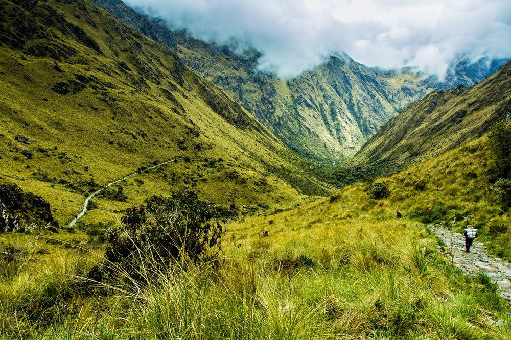 Easy trek to Machu Picchu via Sacred Valley