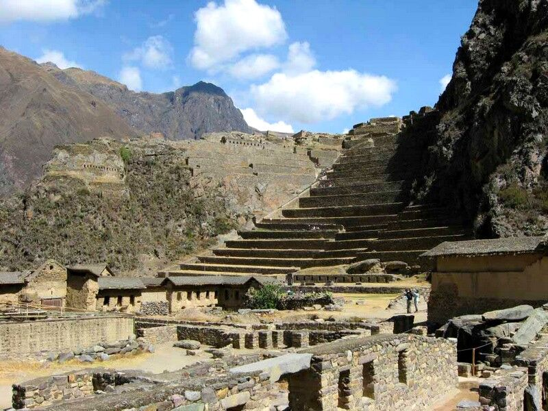 Trek to ancient Incan ruins