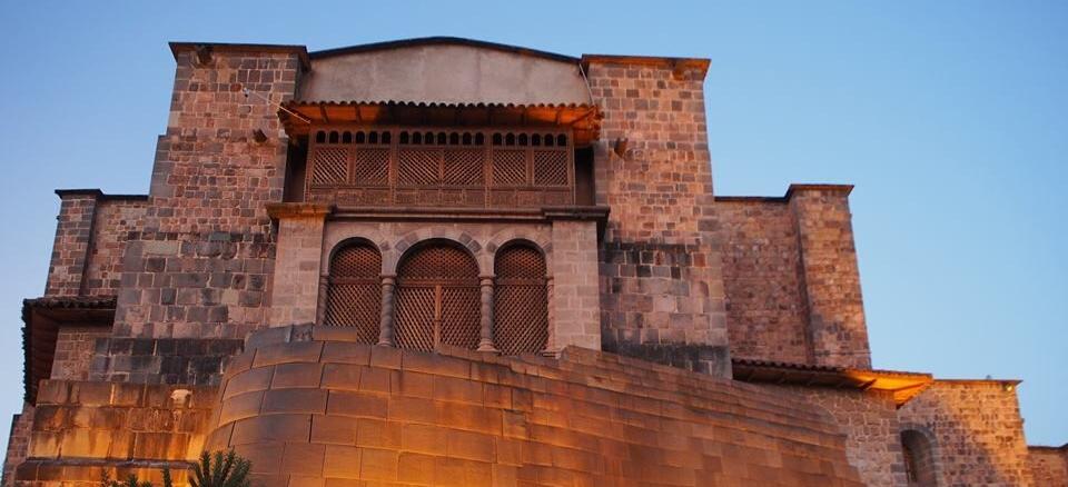 Building in Cusco