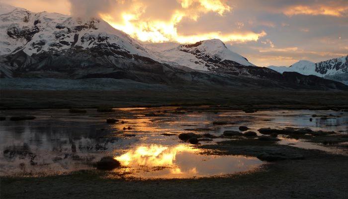 Ausangate to Rainbow Mountain trek