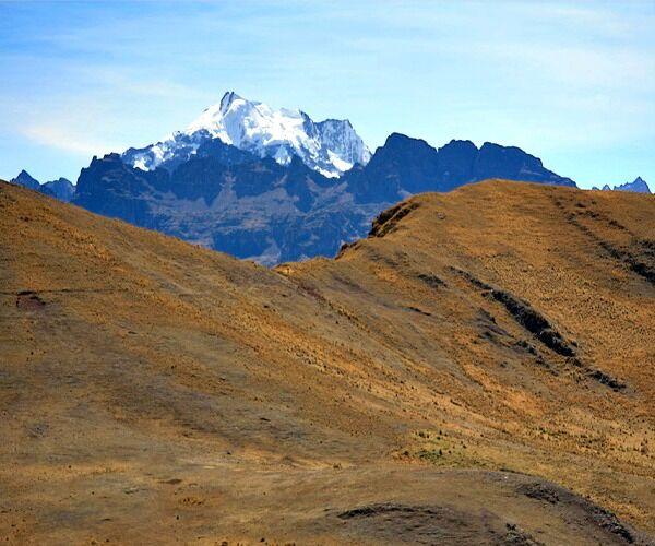 Mountains near Machu Picchu